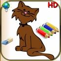 Livro de colorir para crianças e bebês para o iPhone e iPod-56 Corantes fácil para as crianças com a
