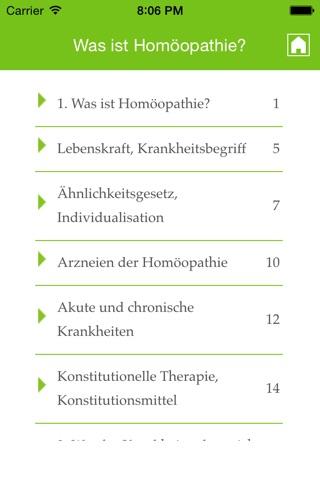 Homöopathische Stallapotheke screenshot 4