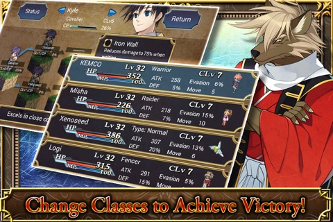 RPG Legend of Ixtona screenshot 4