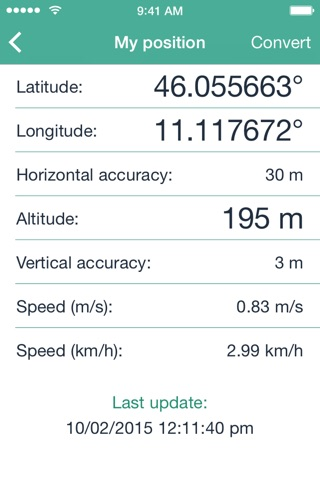 GPS Utility screenshot 2