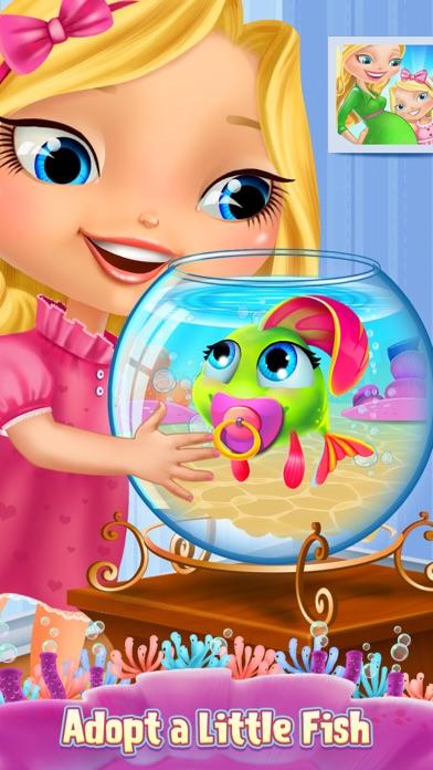 My Little Fish - Underwater Friend screenshot one