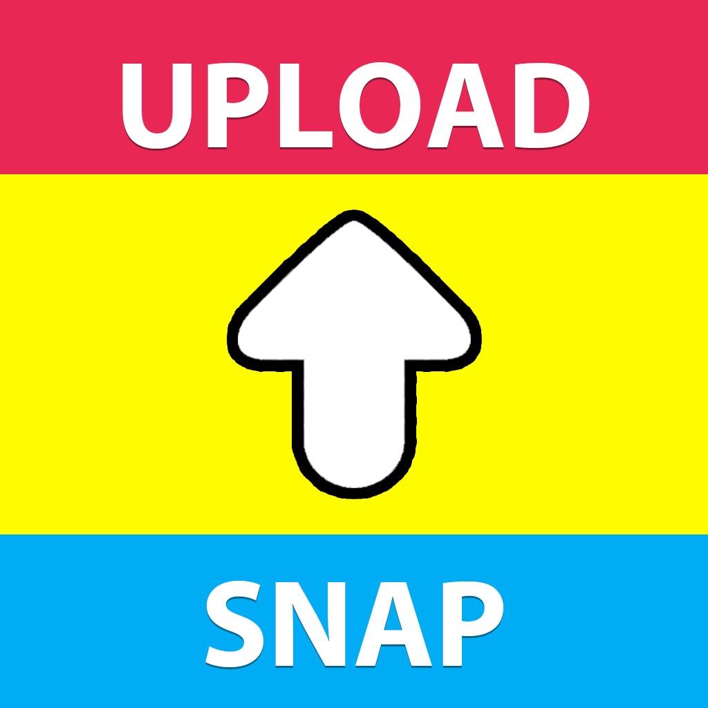 Uploader for Snapchat