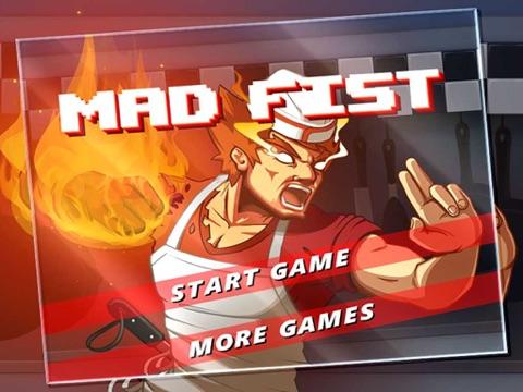 Mad Fist ™ Screenshot