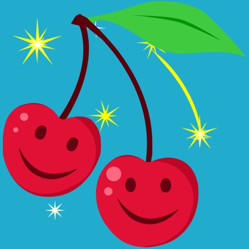 Amazing Fruits Matching Cards Games for Preschool Learning Icon