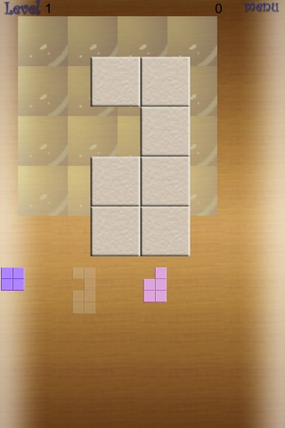 Charada (The rotating tile placing board puzzle game) screenshot 1