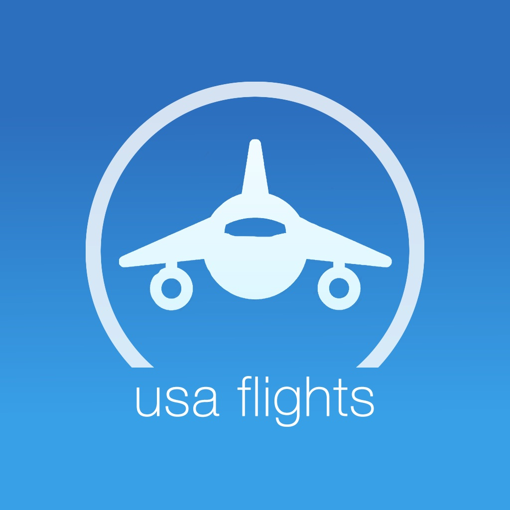 usa flights on the app store. Black Bedroom Furniture Sets. Home Design Ideas