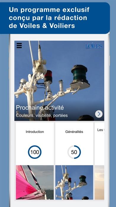 download Feux & marques des navires - Voiles et voiliers - Au programme du Permis Côtier apps 1