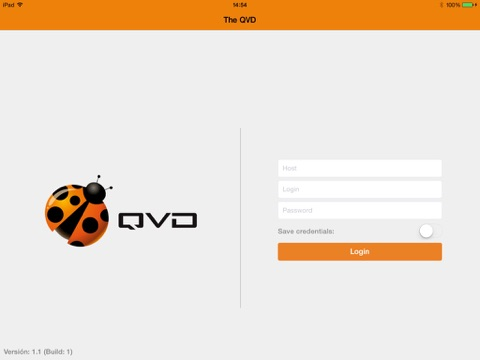 QVD Client on the App Store