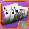 Jackpot Blackjack 21 Free - Vegas Card Casino Games