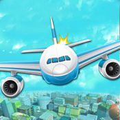Airplane Flight SOS icon