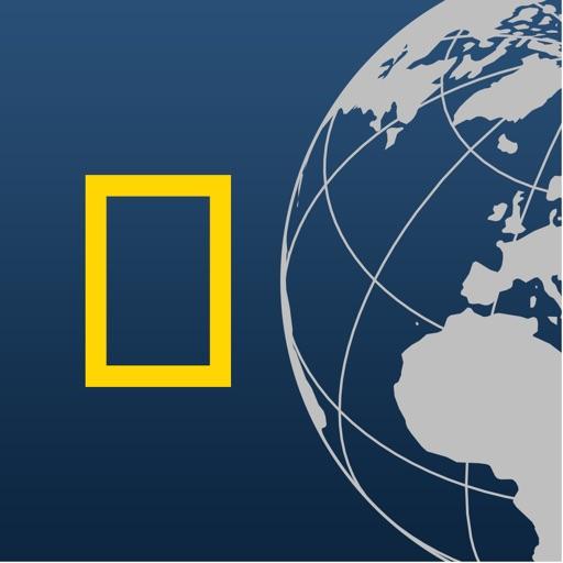 世界地图集:National Geographic World Atlas【国家地理出品】