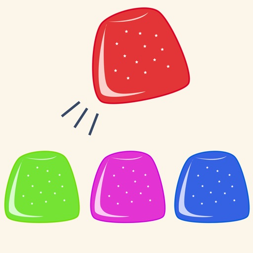 Jelly Jump: Happy jump iOS App