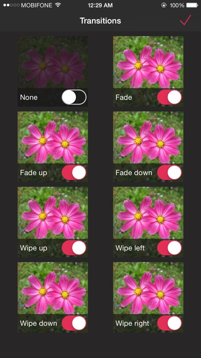 Pic music slide show maker video maker quote maker for iphone screenshot 3 ccuart Gallery