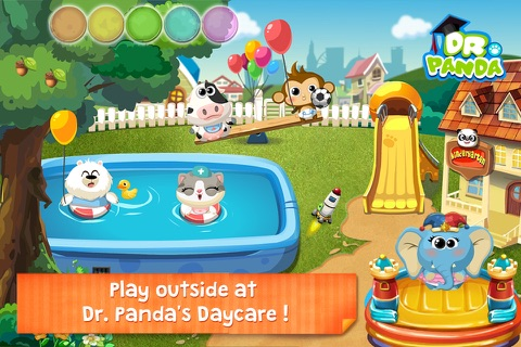 Dr. Panda Daycare screenshot 1