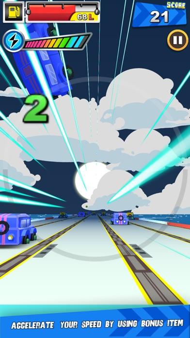 Racing Rush Screenshot
