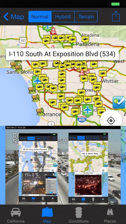 King 5 Traffic Map.I 5 Traffic Cameras And Road Conditions By Calvin Chen