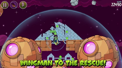 download Angry Birds Space apps 1