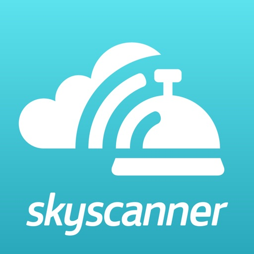 Skyscanner - Hotel Search iOS App