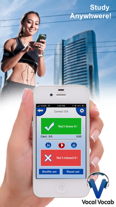 download Vocal Vocab GRE Exam Edition apps 0