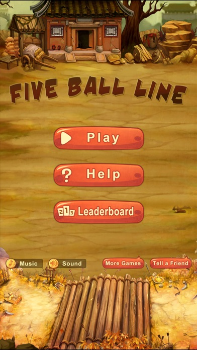 download Funny Five Ball Line apps 2