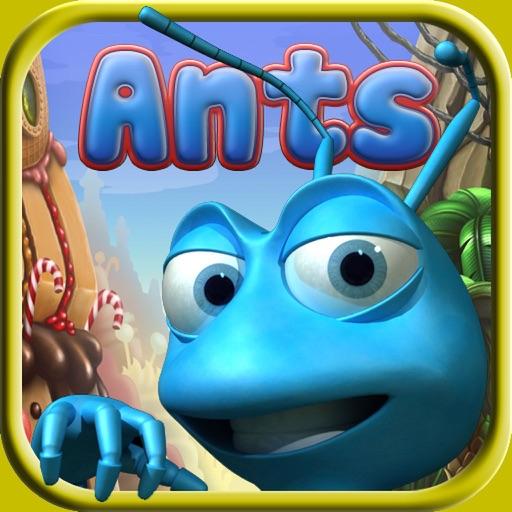 蚂蚁:拯救的使命:Ants : Mission Of Salvation【冒险益智】