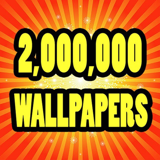 2 Million HD Wallpapers for iPhone Retina, iPad and iPod Touch iOS App