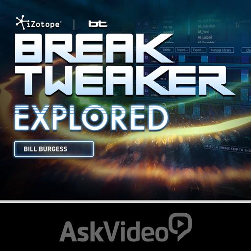 AV for iZotope BreakTweaker