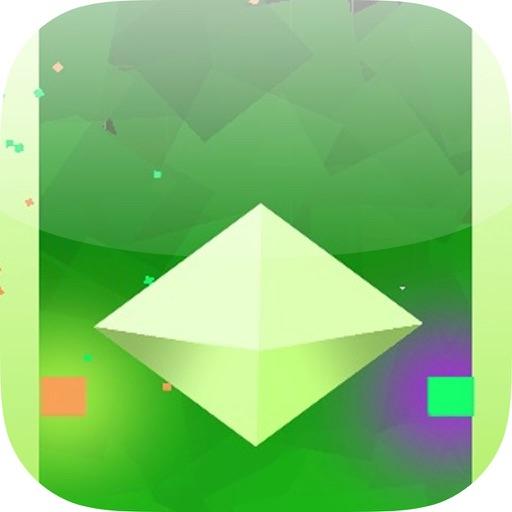 Dextroid - Hektisches Ausweichen im All iOS App