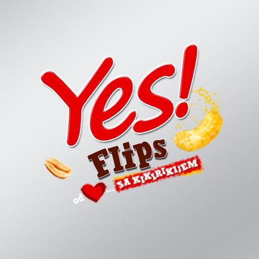 Reci YES! igranju iOS App