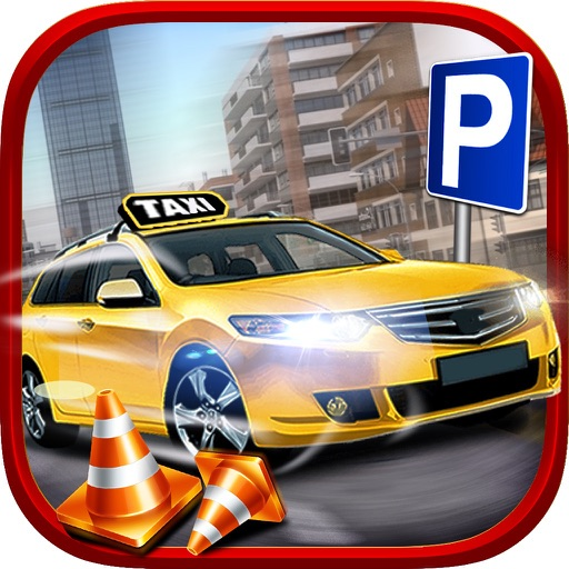 Taxi Driver - 3D Game iOS App