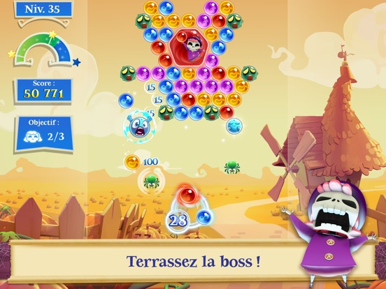 Bubble Witch 2 Saga iPad