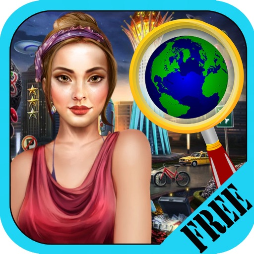 Hidden Objects:Wonder Of The World Find Objects iOS App