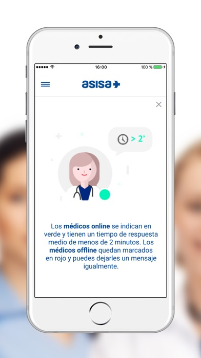 download Chat Médico Asisa apps 1