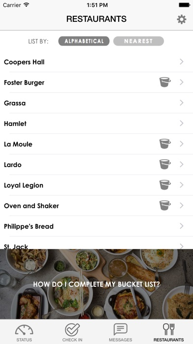 download Chew Dining Club apps 2