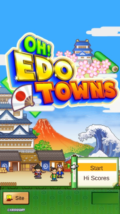 Oh Edo Towns screenshot 5