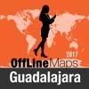 瓜达拉哈拉 離線地圖和旅行指南