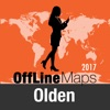 Olden 離線地圖和旅行指南