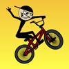Traction Games - Stickman BMX Free  artwork
