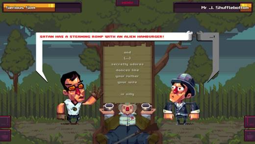 Oh...Sir! The Insult Simulator Screenshot