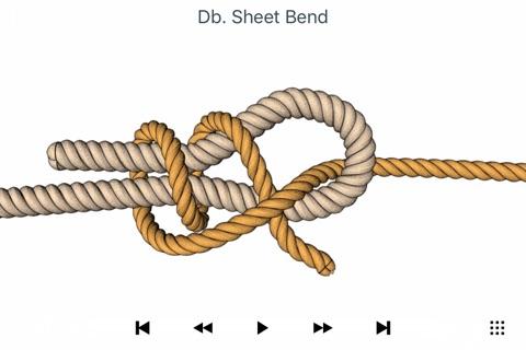 Sailor knots screenshot 1