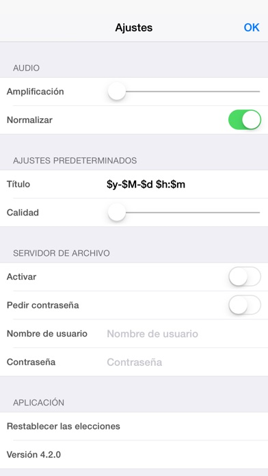 download Audio Memos SE apps 4