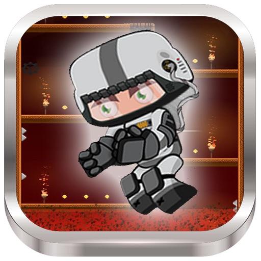 Jet Robot Jump Adventure World iOS App