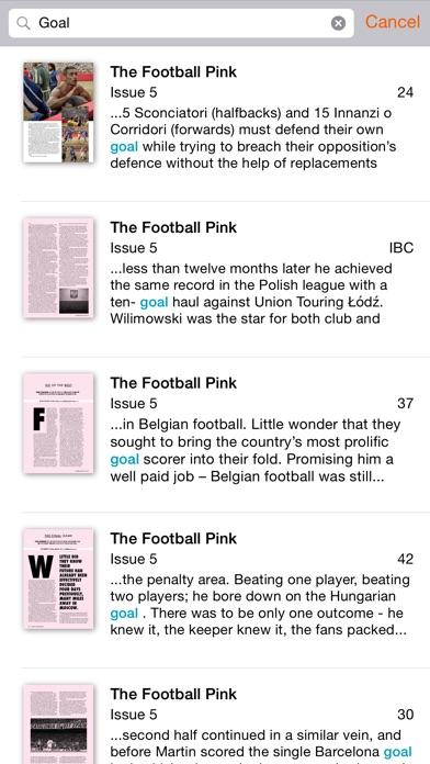 The Football Pink screenshot1