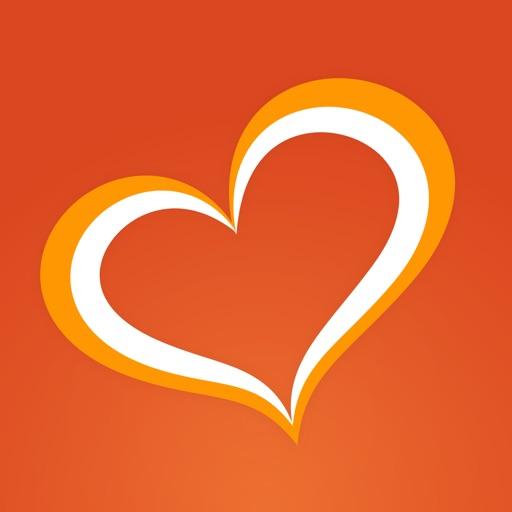 FlirtyDesires - meet singles and find love App Icon