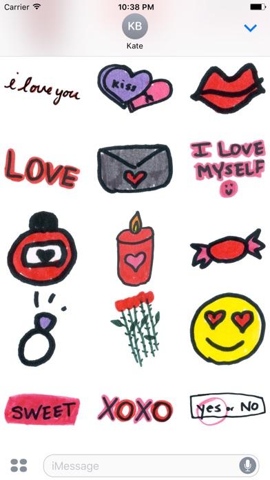 download Valentine Doodles apps 0