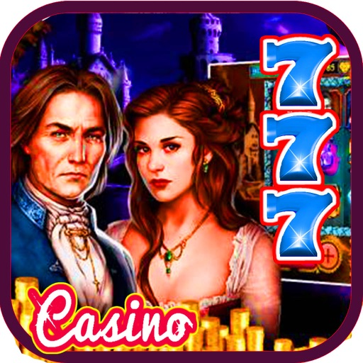 Vegas HD Slot Valentine Day Game:Spin Slot Machine iOS App