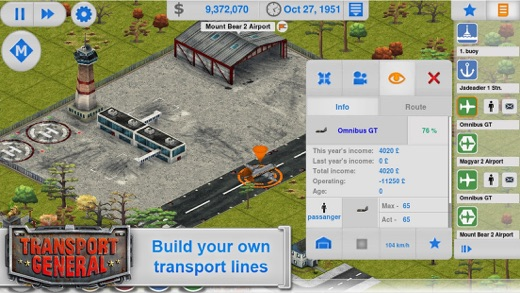 Transport General Screenshot