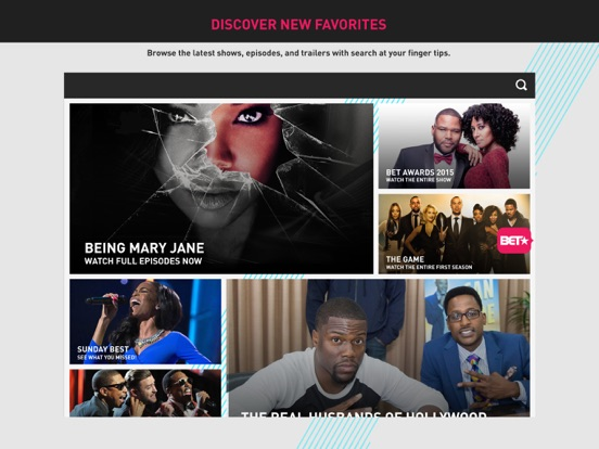 Comic view on bet episodes the game
