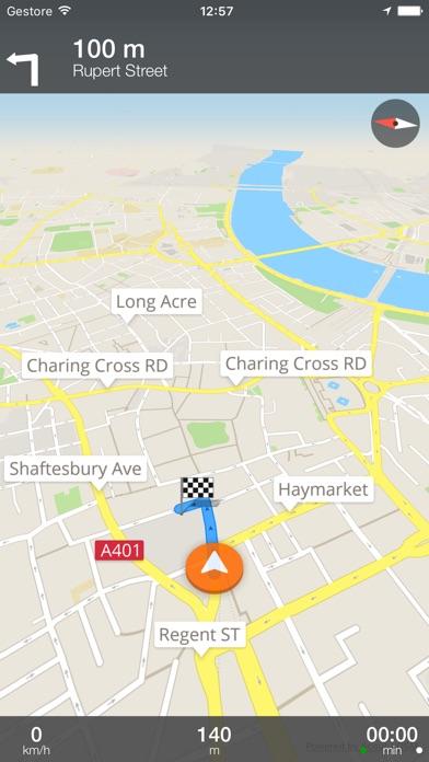 Screenshot of Johannesburg Mappa Offline e Guida Turistica5