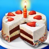 Sweet Birthday Cake - Summer Dessert Food Maker